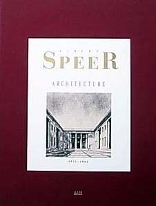 Albert Speer Architecture